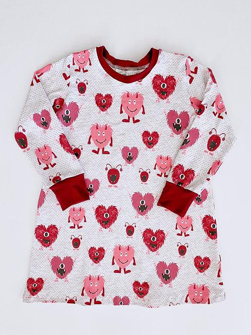 Heart Monster Dress