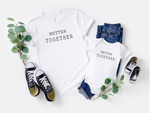 Better Together Mommy + Me Set