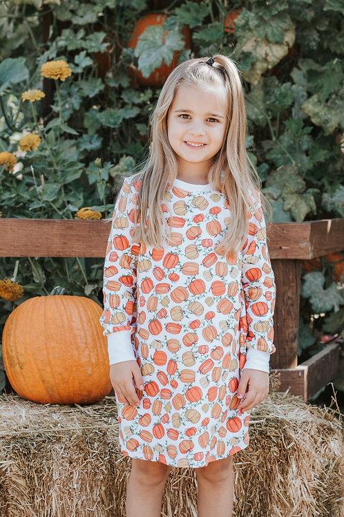 Pumpkin Harvest Dress