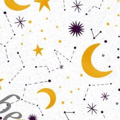 Moon + Constellations Dress