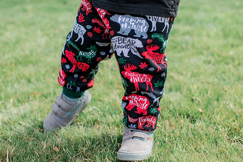 Winter Animals Joggers