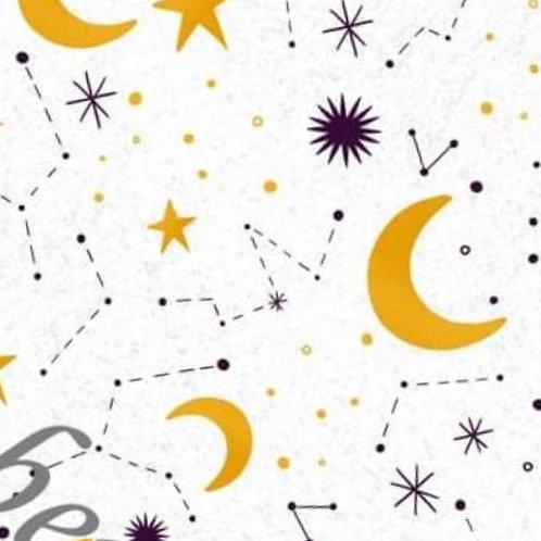 Moon + Constellations Romper