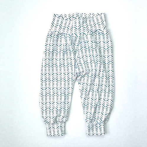 Forrest Green Brush Joggers