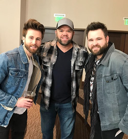 Aaron Pax Taylor Swon Brothers