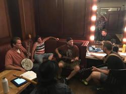 Aaron Pax Taylor and Band at Ranch