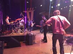 Aaron Pax Taylor and Band at Ranch 2