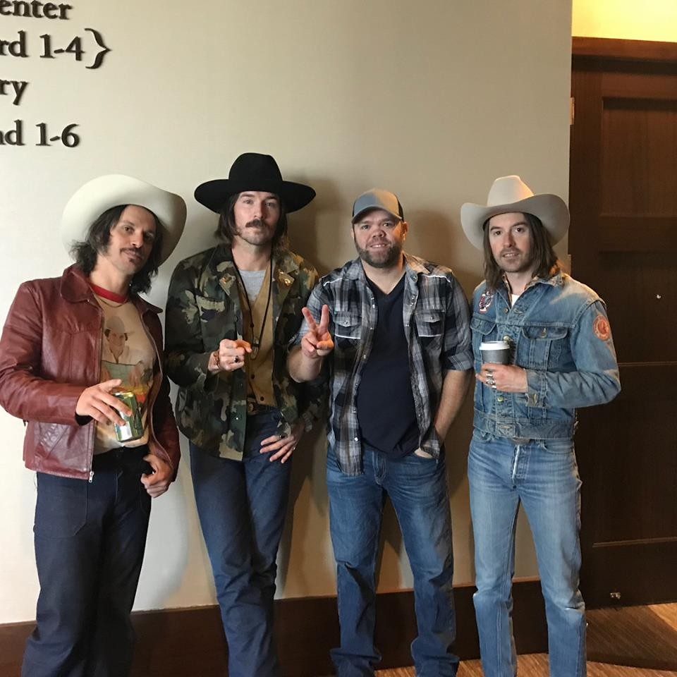 Aaron Pax Taylor and Midland