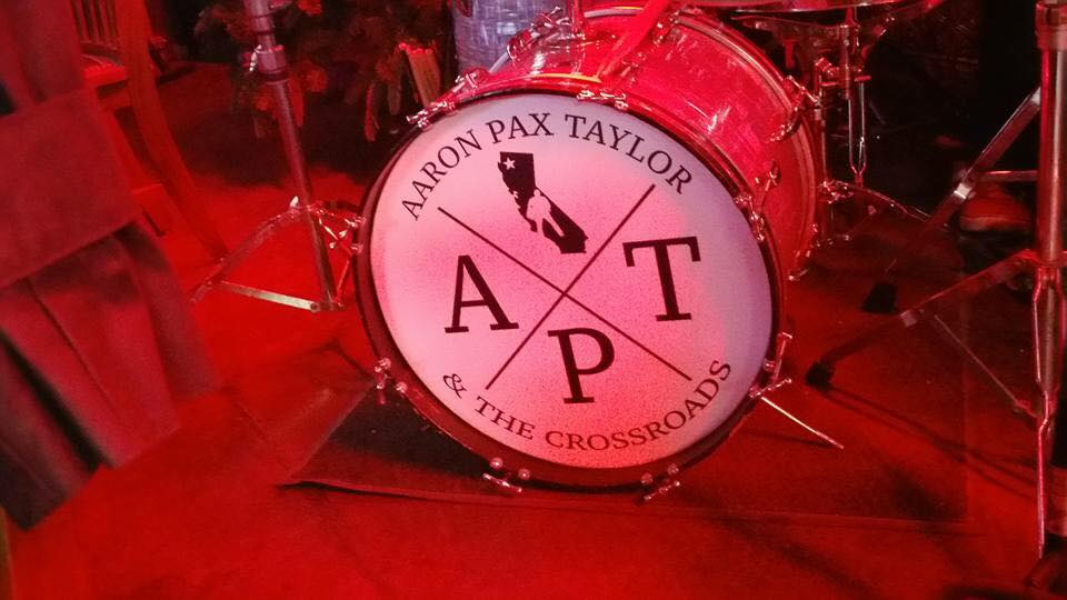 Aaron Pax Taylor Kick Drum Cover