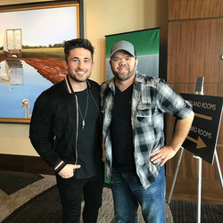 Aaron Pax Taylor and Michael Ray