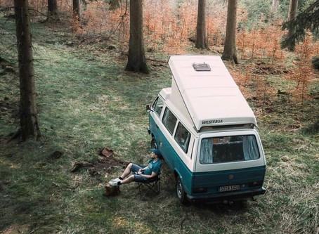 Karavanlar İçin Alternatif Kamp Alanları