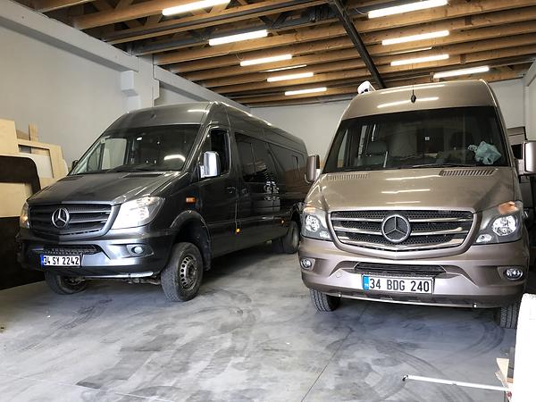 Mercedes Sprinter Karavan
