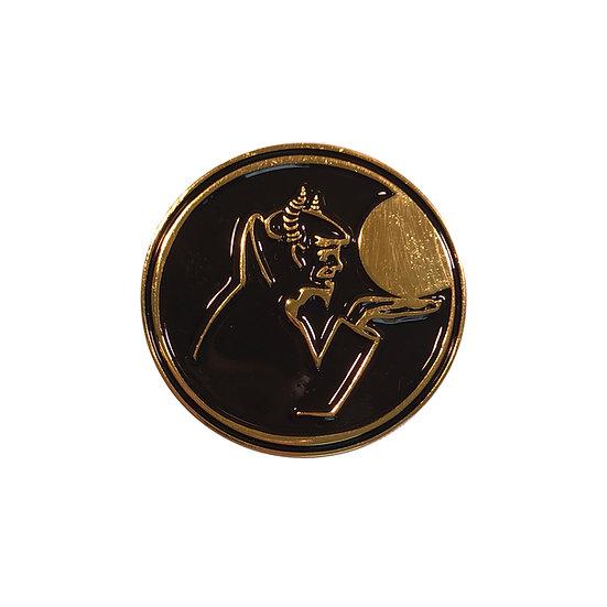 RLP Logo Pin