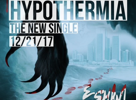 "New Single ""HYPOTHERMIA"" Released"