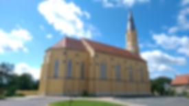 Obnova crkve, obnova slika, Restauracija crkve