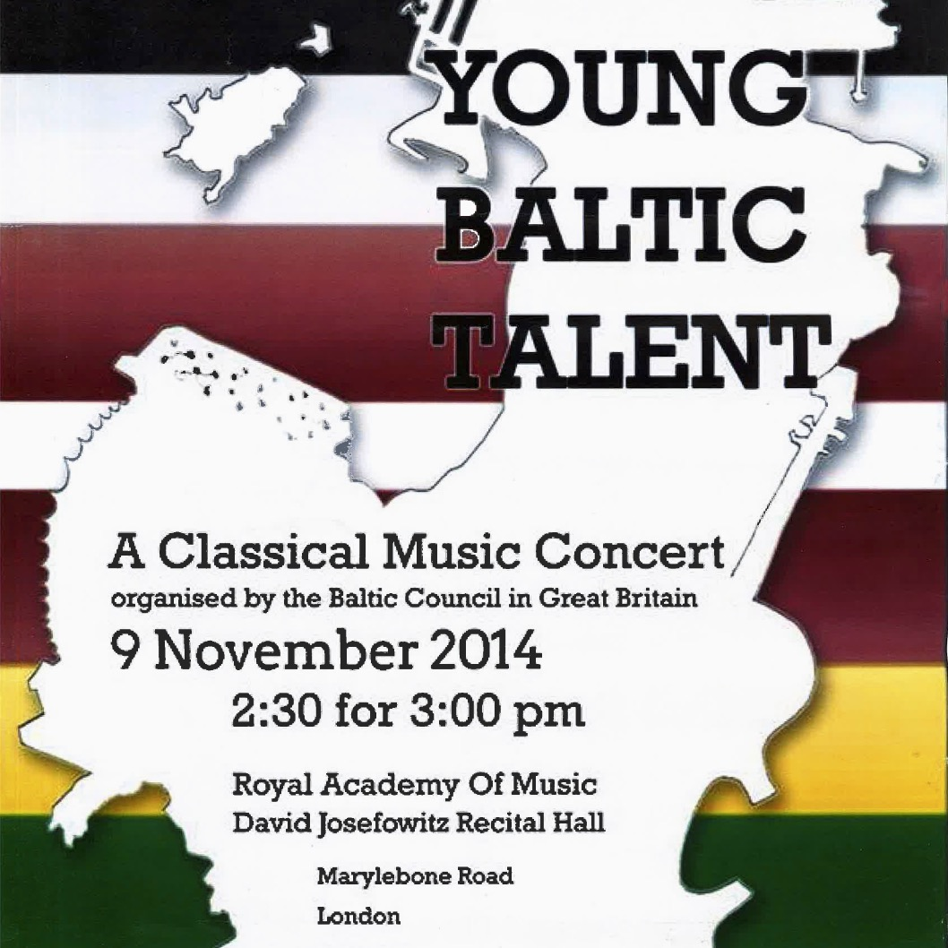 Baltic Talent Concert