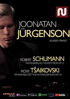 Joonatan Jürgenson CD