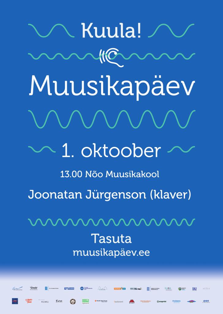 Nõo Music School, Joonatan Jürgenson