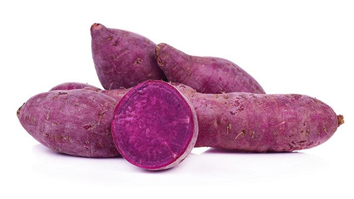 Organic Purple sweet potato (500g)