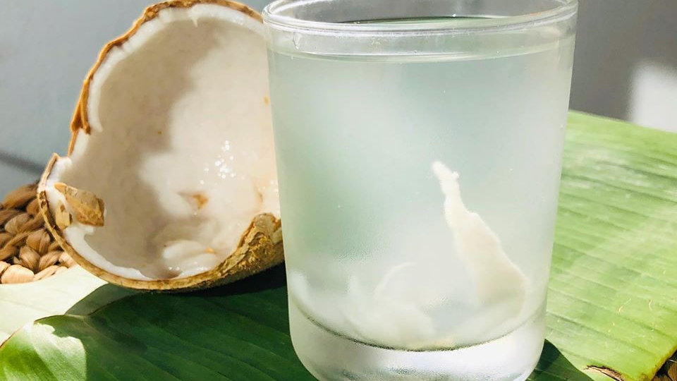 Organic Fresh Coconut
