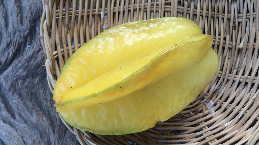 Organic Star fruit (300g)
