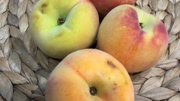 Organic Peach ~(300-350g)