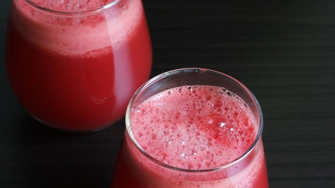 Organic Watermelon juice (180 ml)