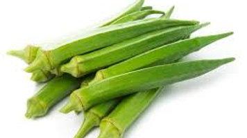 Organic Okra (200g)