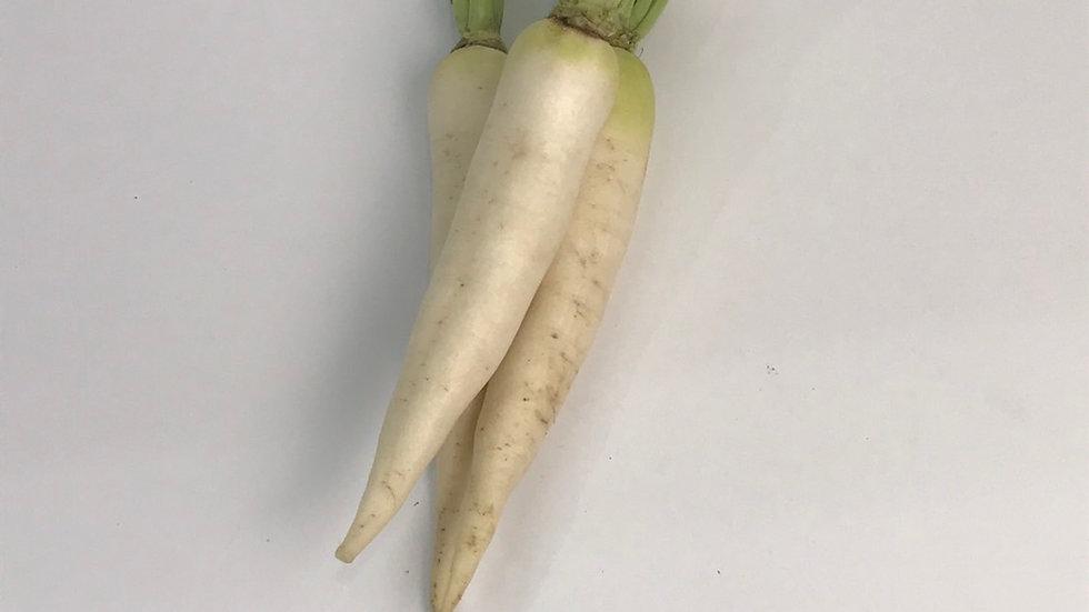 Organic Daikon (500g)