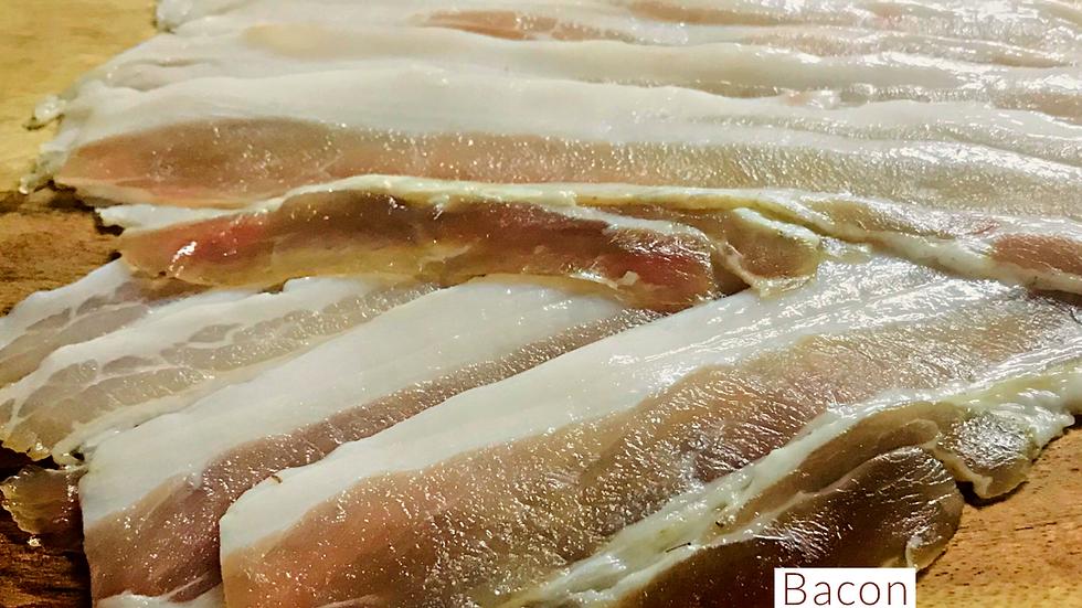 Organic Pork Bacon (120g)
