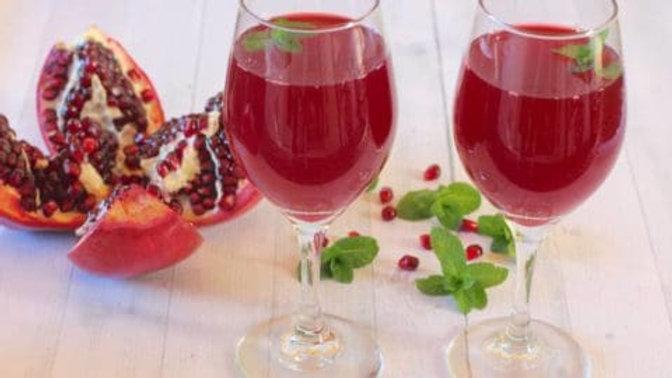 Organic Pomegranate Juice 200ml