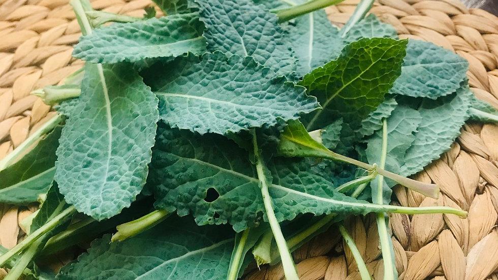 Organic baby kale (100g)