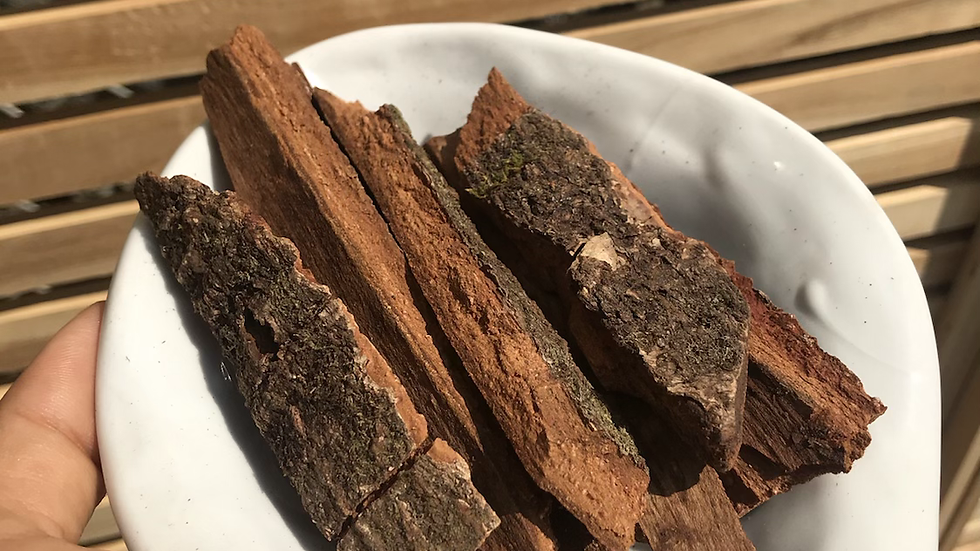Organic Cinnamon (Cassia) bark (50g)