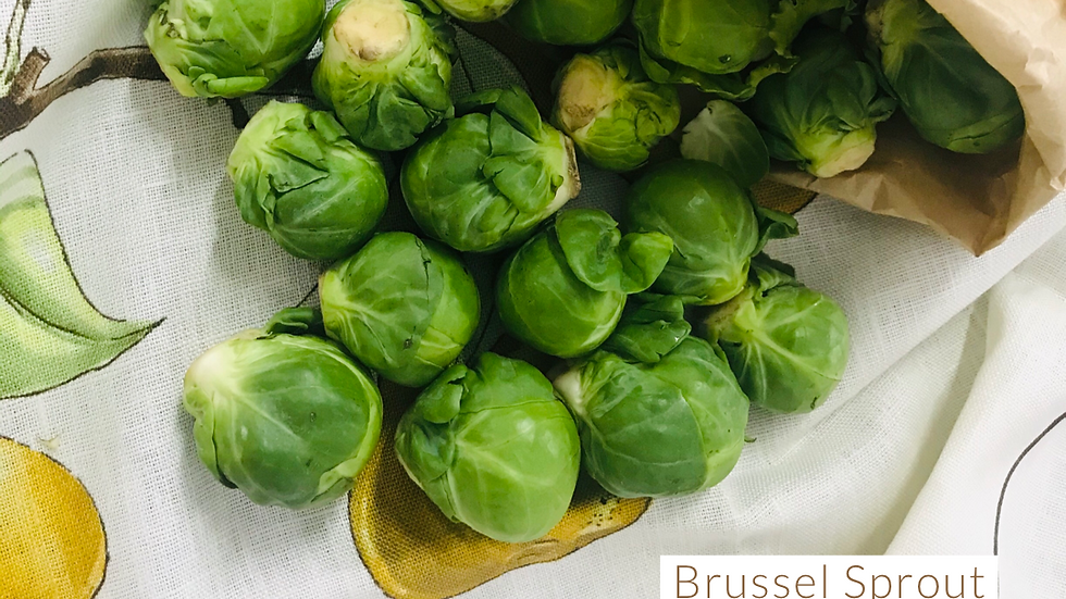 Brussel Sprout, GAP ~(200g)