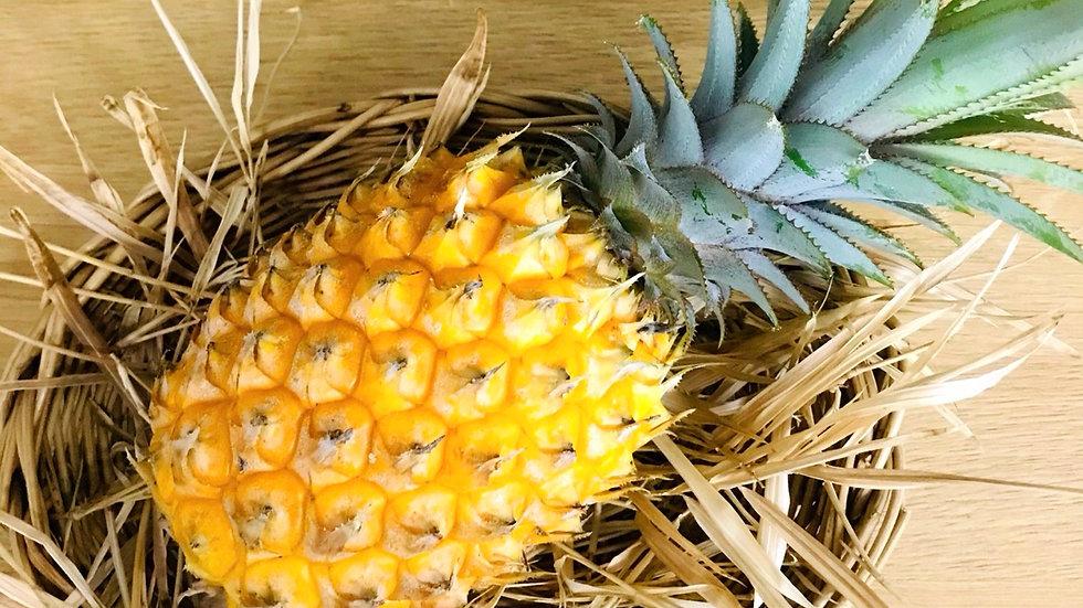 Organic Phu Lae Pineapple (crispy, aromatic) 700-750g