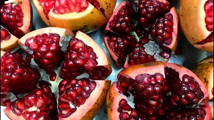 Organic Pomegranate (250-300g)