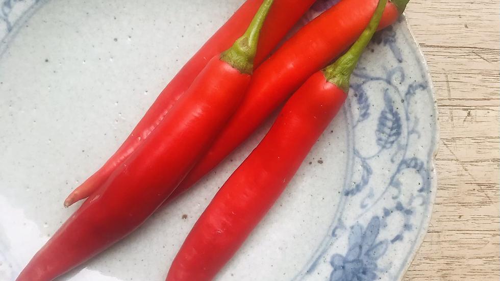 Organic Spur Chili (200g)