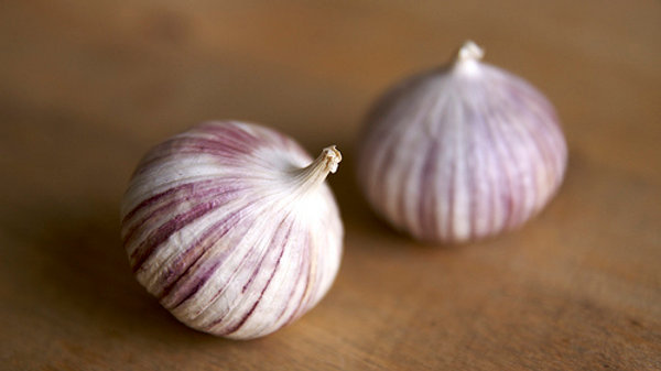 Organic Pearl Garlic (100g)