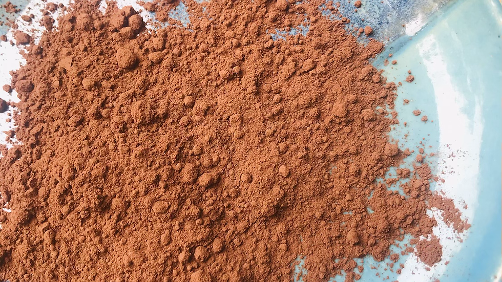 Organic cocoa powder (100g)