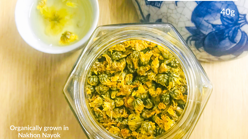 Organic flower tea (40g)