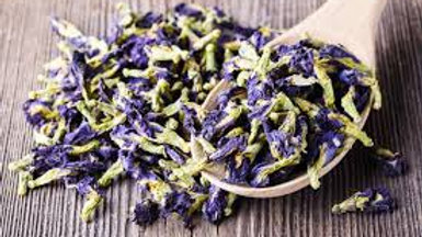 Organic Dried Butterfly Pea (30g)