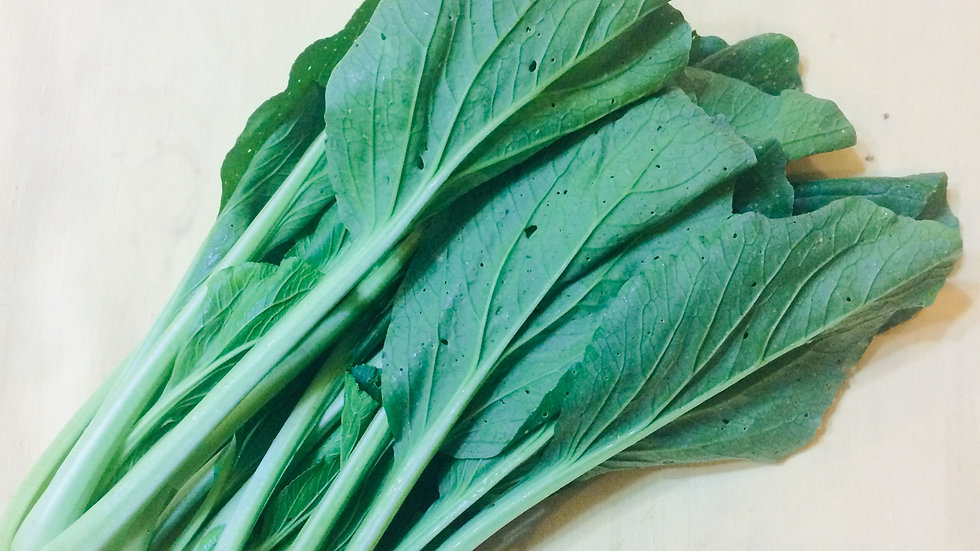Organic Choy Sum (300g)