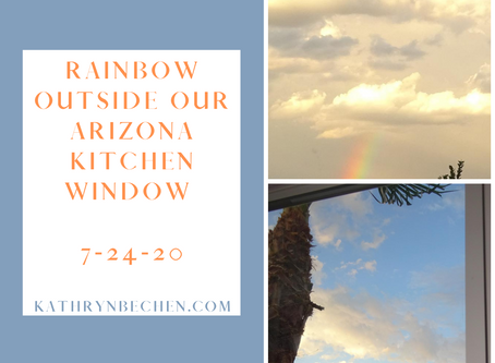 A Rainbow:  The Everlasting Covenant