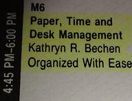 Paper Time Desk Mgmt Speech.JPG