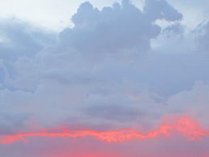 Kathryn Bechen Arizona Sunset