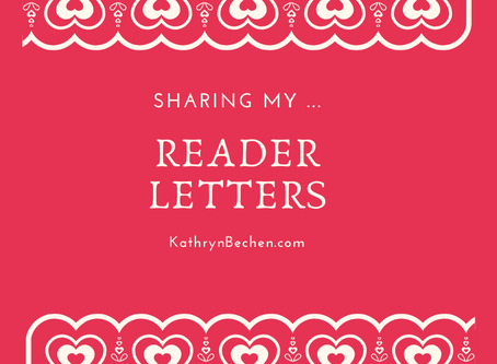 Reader Letters from Far Away!