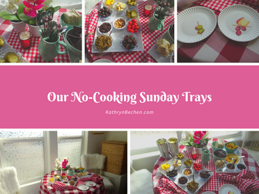 No-Cooking Sunday Trays