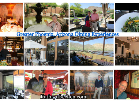 Our Greater Phoenix, Arizona Dining Guide