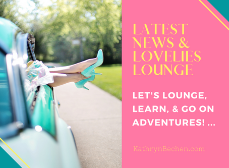 New:  Latest News & Lovelies Lounge