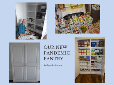 Pandemic Pantry Panache