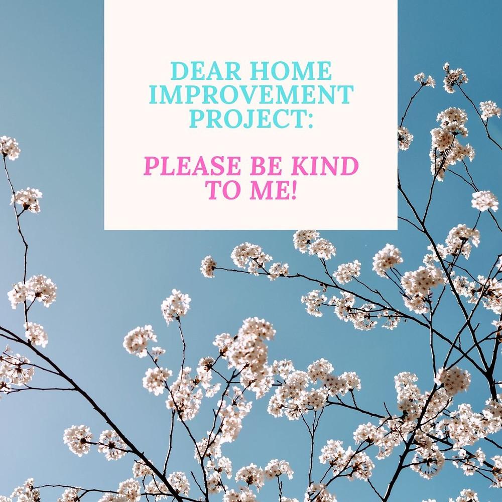 Home improvement humor